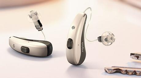 補聴器事業